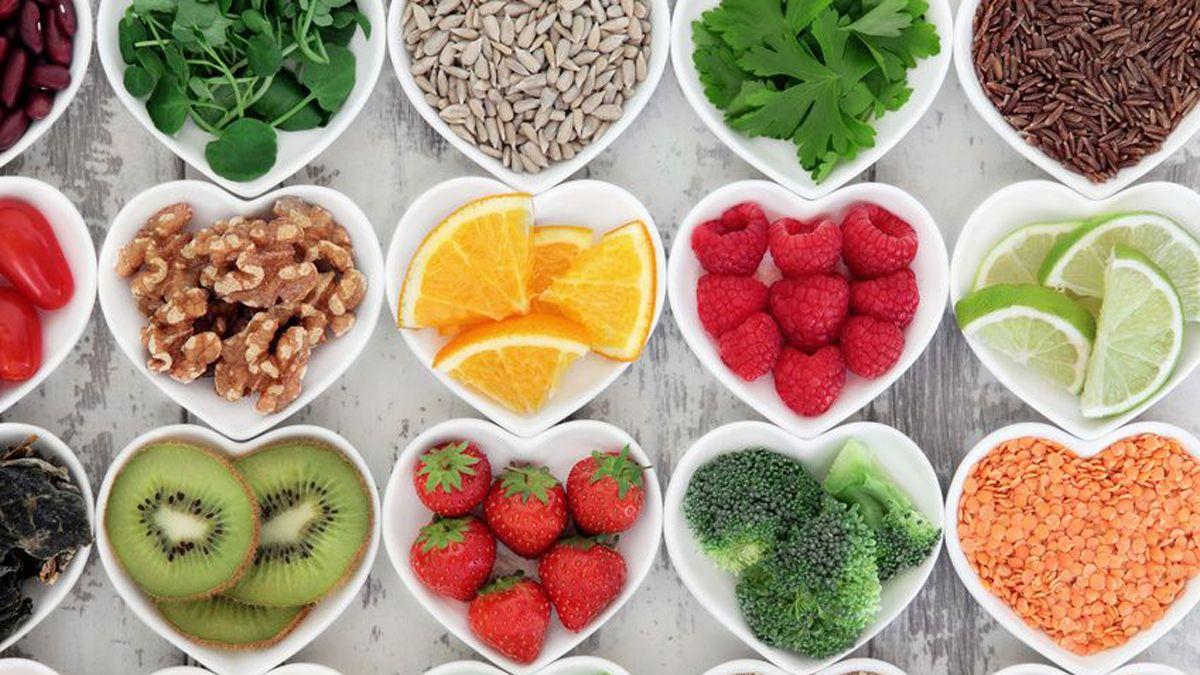 Una buena dieta vegetariana es otro de los 5 Puntos del Yoga