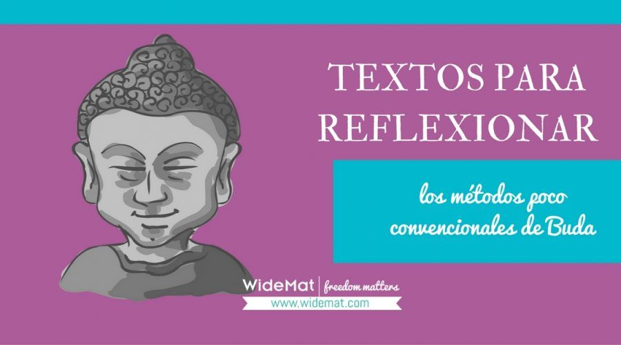Textos para reflexionar con Buda (V)