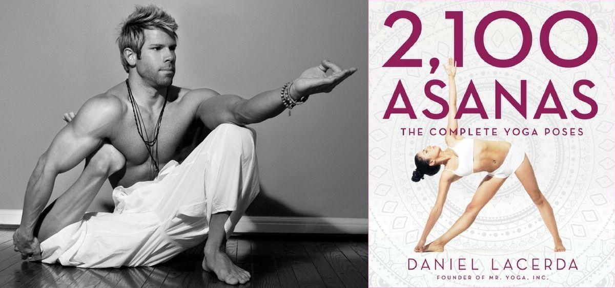 ¿Cuántas posturas de Yoga hay? Según Daniel Lacerda, 2100