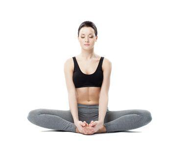 La Baddha Konasana es muy buena para hacer abdominales hipopresivos