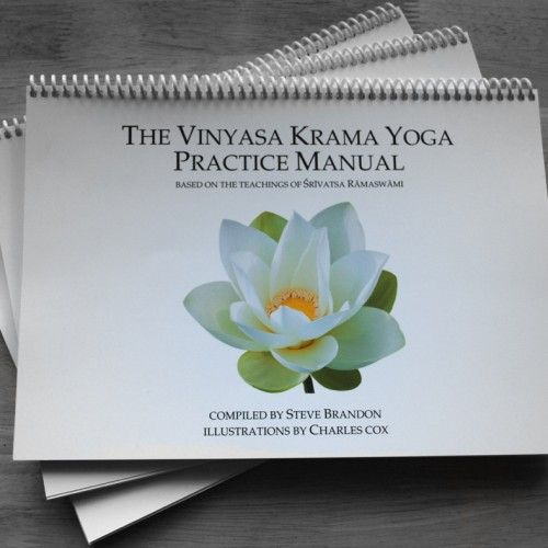 Un manual en espiral sobre el Vinyasa