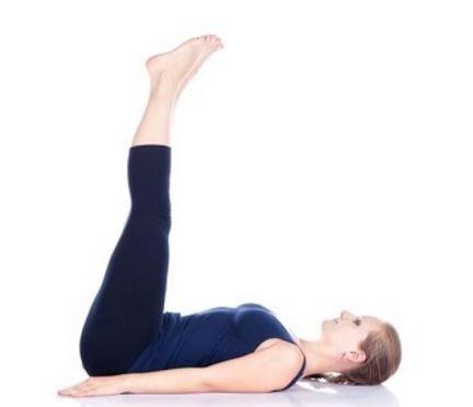 La Urdhva Prasarita Padasana se usa mucho en el Yoga para la Fibromialgia