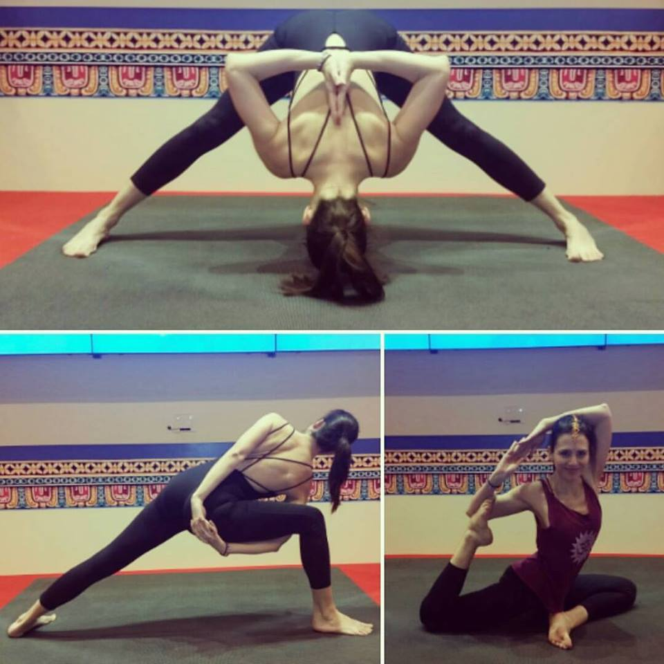 Collage Yoga