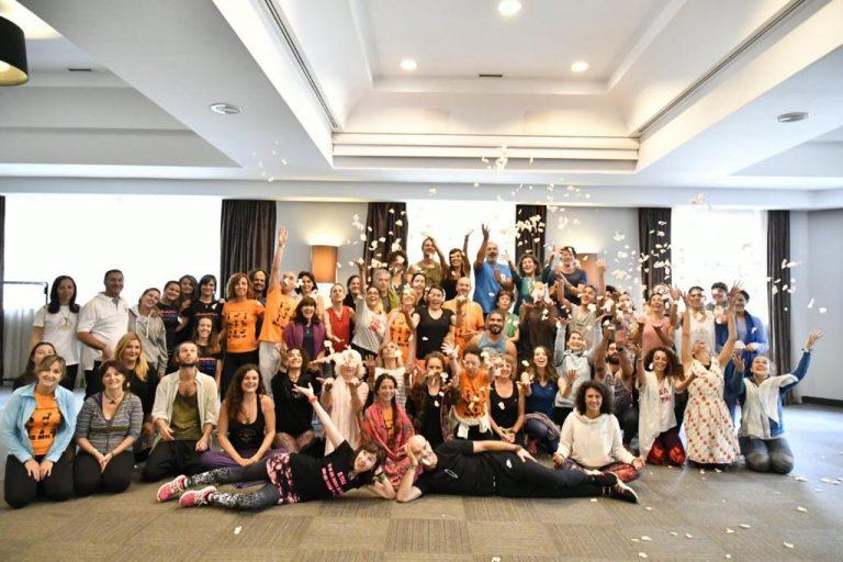 Madrid Yoga Congress WideMat precio programa octubre